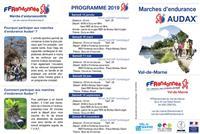 VAL-DE-MARNE : Marche d'endurance AUDAX