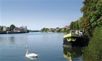 Une passerelle sur la Seine pour mieux randonner en Île-de-France