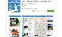 Randonner avec l'application « Chemins de Seine-Saint-Denis »